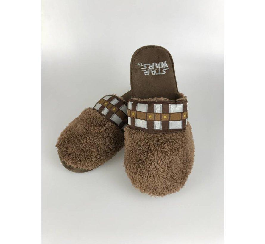 Chewbacac - Star Wars instap pantoffels met anti slip