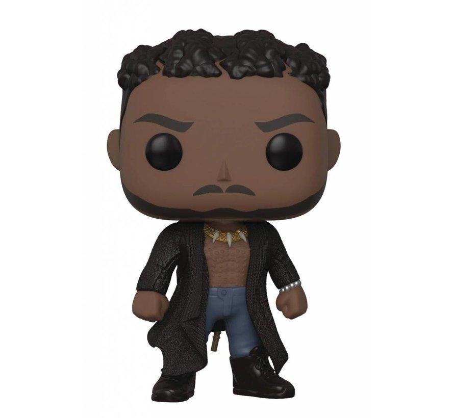 Erik Killmonger #386  - Black Panther - Marvel - Funko POP!
