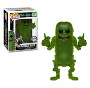 Funko Pickle Rick (translucent) #333 - Funko POP!