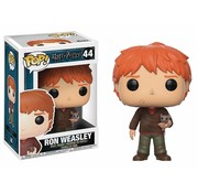 Funko Ron Weasly with Scabbers #44 - Funko POP!