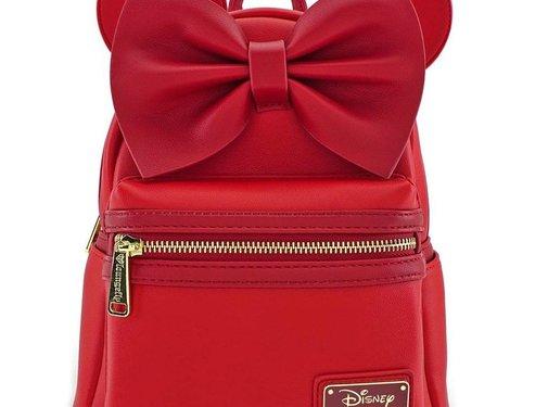 Loungefly Loungefly Disney - Minnie Ears Backpack / Rugtas