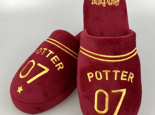Harry Potter Harry Potter Quidditch instap pantoffels