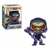 Funko Skeletor with Battle Armor (Metallic) #563 - Funko POP!