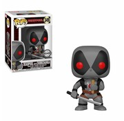Funko Deadpool with Chimichanga #349 - Funko POP!