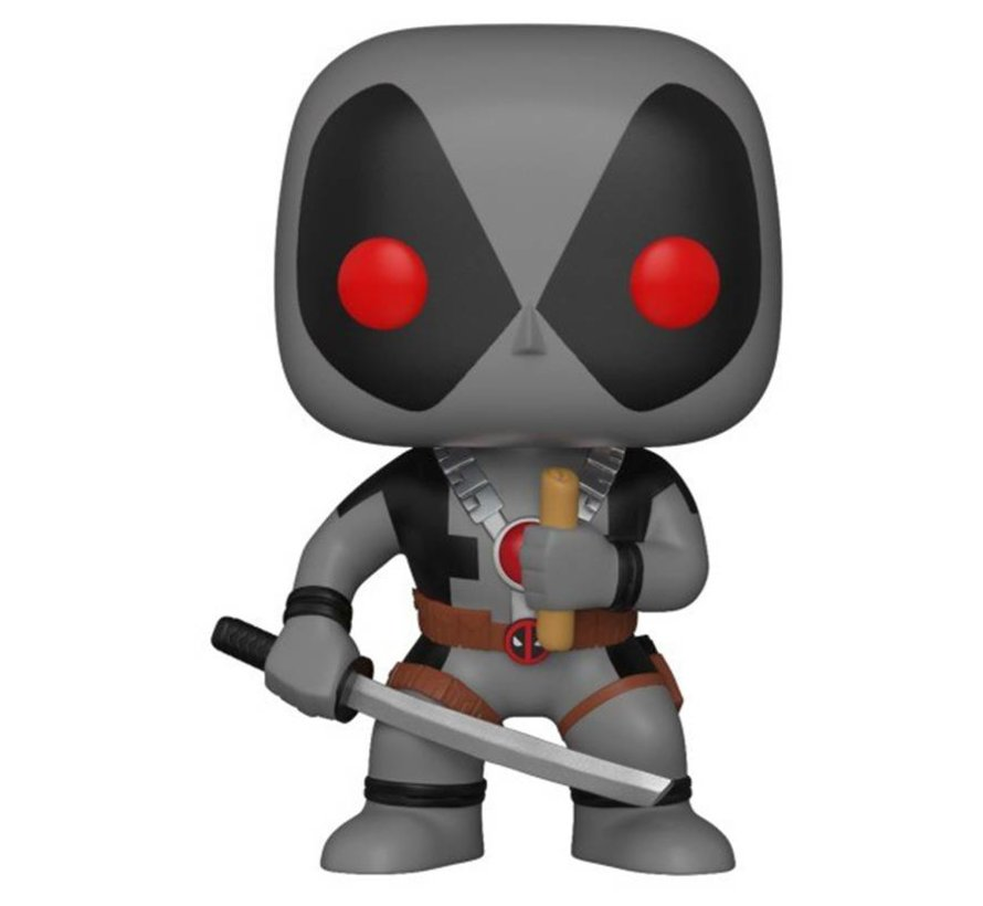 Deadpool with Chimichanga #349 Limited Editie - Deadpool Playtime -  - Funko POP!