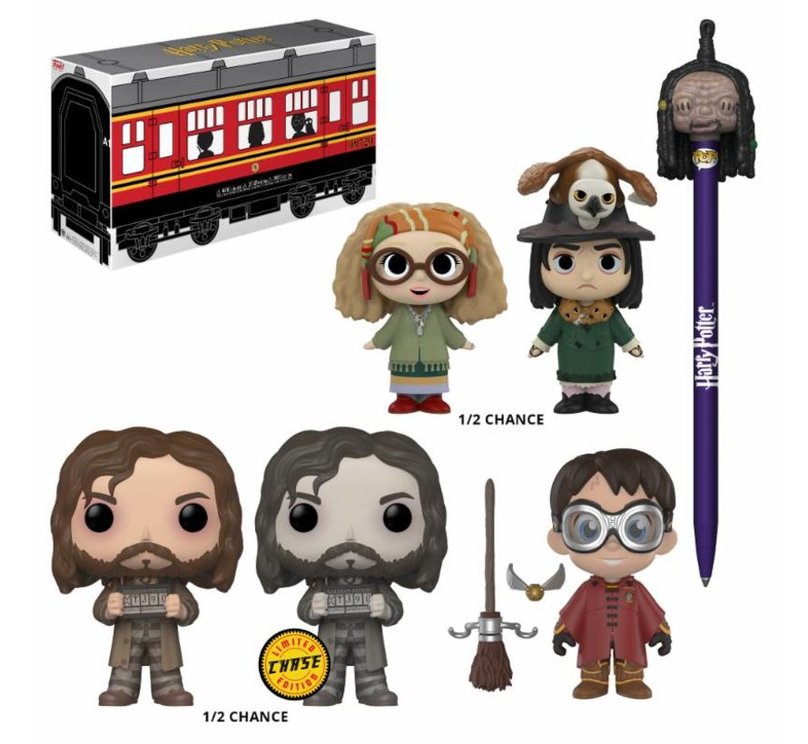 Hogwarts Express Gift Box Limited Editie - Harry Potter -  - Funko POP!