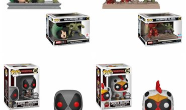 Limited Edition Funko Pop! Pre-orders