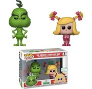 Funko The Grinch & Cindy-Lou Who 2-Pack - Funko POP!