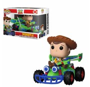 Funko Woody with RC Ride #56 - Funko POP!