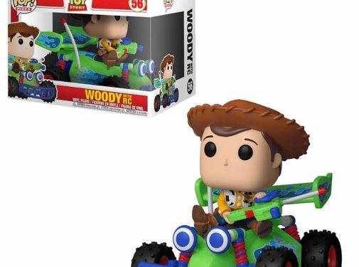 Funko Woody with RC Ride #56 - Funko POP!