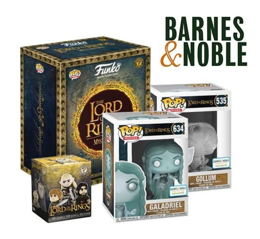 Lord Of The Rings Mystery Box  - Lord of The Rings - Barnes & Noble Exclusive - Funko POP!