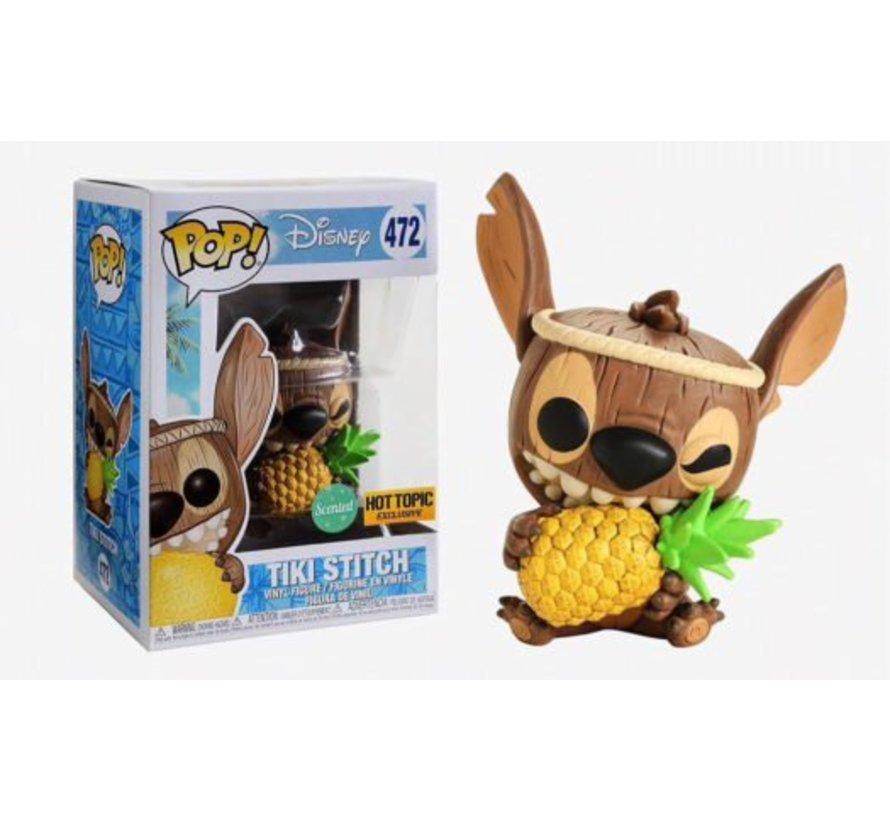 Lilo & Stitch Disney Treasures Box  - Lilo & Stitch - Hot Topic Exclusive - Funko POP!