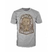 Funko Chewie Millennium Falcon - Funko Pop! T-shirt