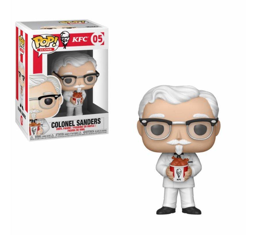Colonel Sanders #05  - KFC - Icons - Funko POP!