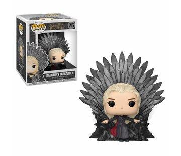 Funko Daenerys Sitting on Throne #75 - Funko POP!