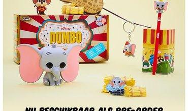 Dumbo Disney Treasures Box - Hot Topic Exclusive