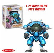 Funko 6 inch Blueberry D. Va and Mech #177 - Funko POP!