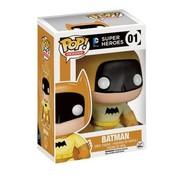 Funko Yellow Batman #01 - Funko POP!
