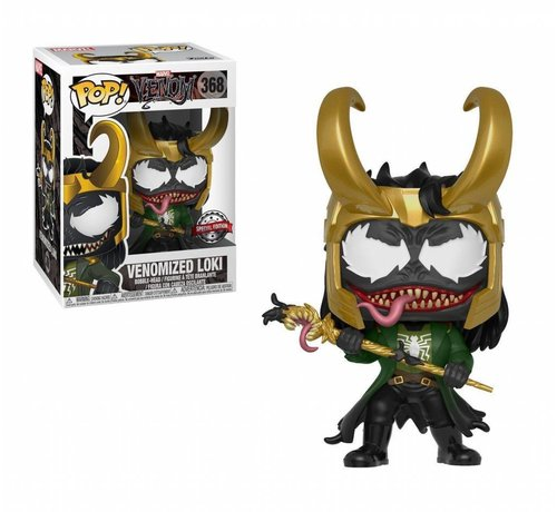 Funko Venomized Loki #368 Limited Editie - Venom - Marvel - Funko POP!