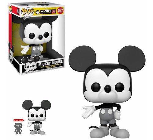 "Funko 10"" Mickey Mouse #457 Limited Editie - Mickey 90 Years - Disney - Funko POP!"