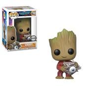 Funko Groot with Cyber Eye #280 - Funko POP!