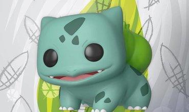 Pokemon Bulbasaur Funko Pop! niet naar Europa