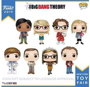 Funko Big Bang Theory Bundel - Funko POP!