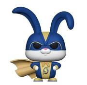 Funko Snowball in Superhero Suit # - Funko POP!