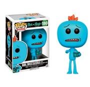 Funko Mr. Meeseeks With Meeseeks Box  #180 - Funko POP!