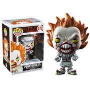 Funko Pennywise with Teeth #473 - Funko POP!