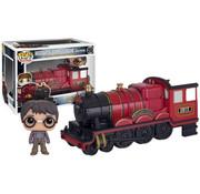 Funko Hogwarts Express Engine & Harry #20 - Funko POP! Box Damage