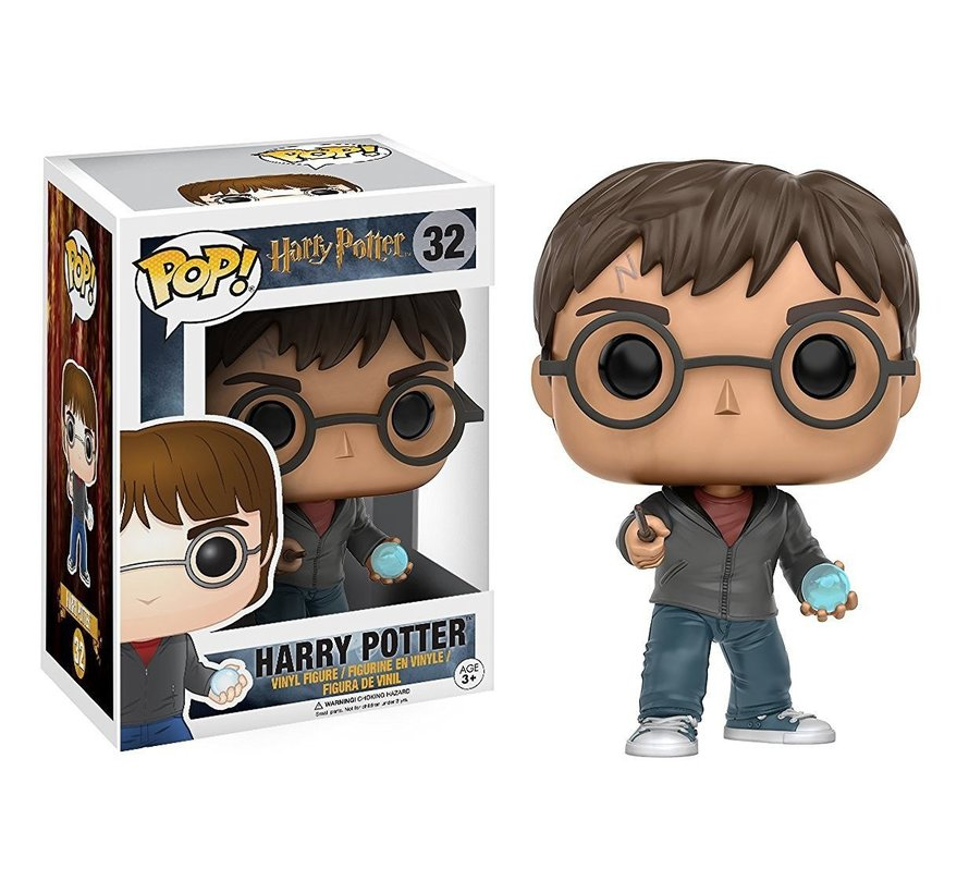 Harry Potter with Prophecy #32  - Harry Potter - Funko POP!
