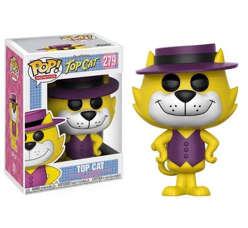 Funko Top Cat #279  - Hanna Barbera -  - Funko POP!
