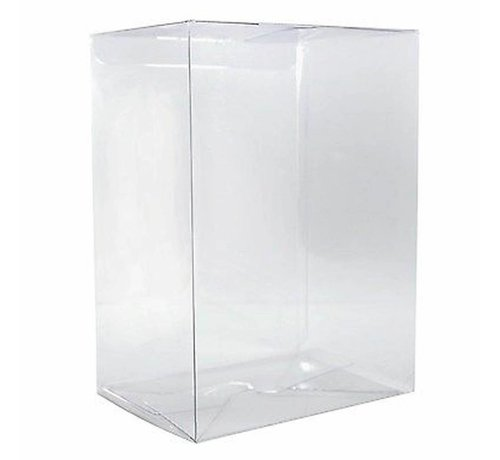 "REBL Protector case voor 4""  Funko POP!™ - Flexibele sleeve by REBL™ - 0,4mm - 5 stuks"