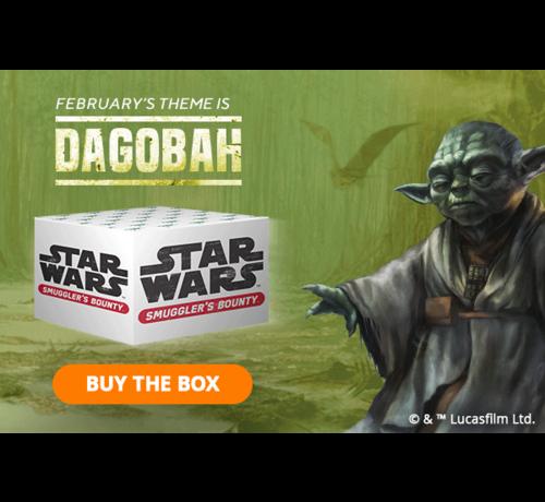 Funko Funko Star Wars Smuggler's Bounty Box - Dagobah