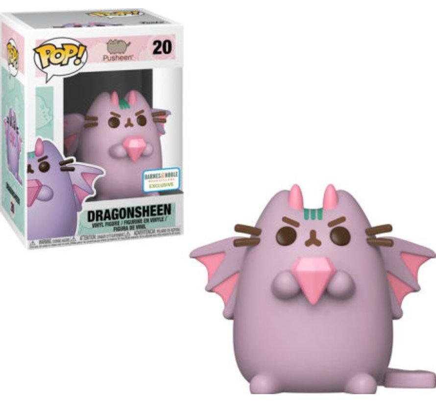 Dragonsheen #20  - Pusheen - Barnes & Noble exclusive - Funko POP!