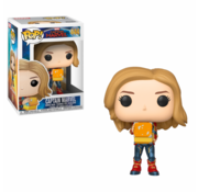 Funko Captain Marvel with Lunchbox #444 - Funko POP!