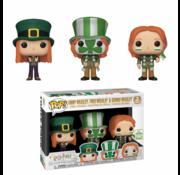 Funko Fred, George, Ginny #3-pack - Funko POP!