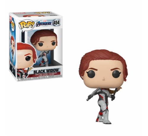 Funko Black Widow #545  - Avengers Endgame - Marvel - Funko POP!