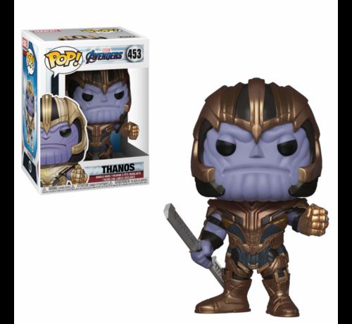 Funko Thanos #453  - Avengers Endgame - Marvel - Funko POP!