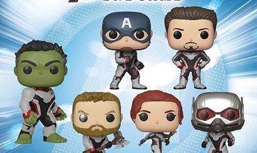 Avengers' Endgame Funko Pop!