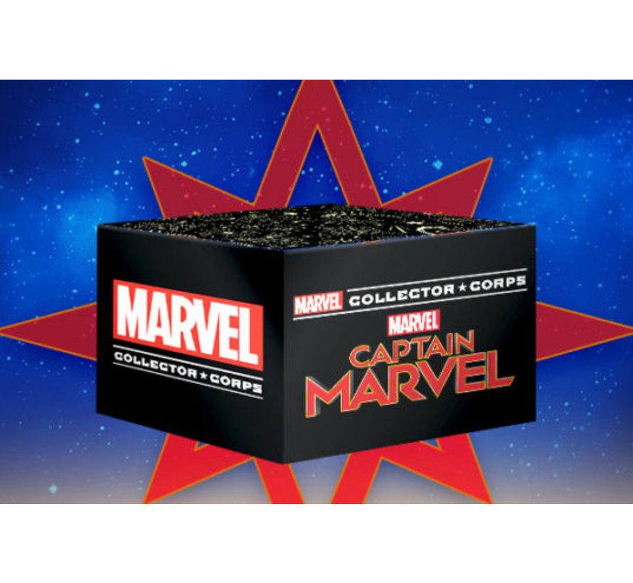 Marvel Collector Corps - Captain Marvel Limited Editie - Marvel -  - Funko POP!