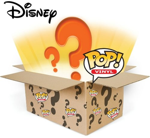 Funko Funko Pop! Mystery Box Disney - 6 stuks met kans op limited edition / exclusive /chase