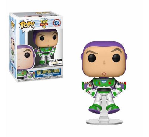 Funko Buzz Lightyear Floating - Box Damage #536 Limited Editie - Toy Story 4 - Amazon Exclusive - Funko POP!