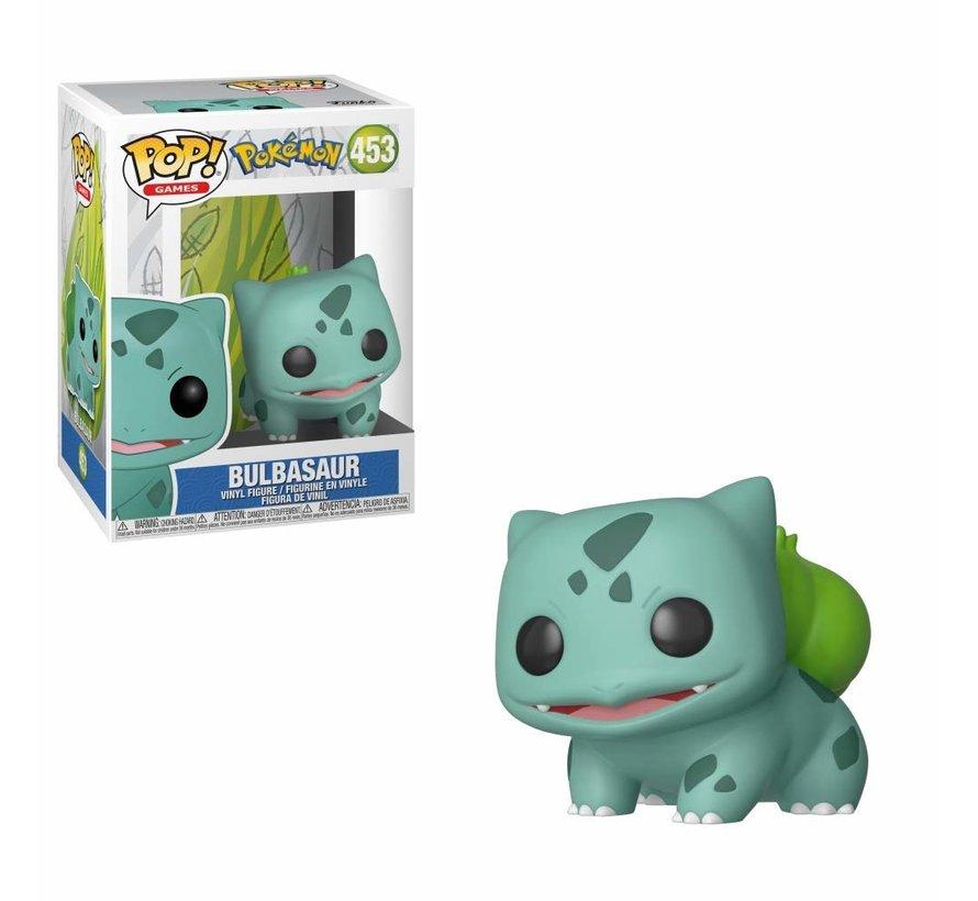 Bulbasaur Box Damage #453 Limited Editie - Pokemon -  - Funko POP!