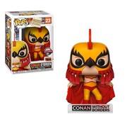 Funko Conan O'Brien Luchador #23 - Funko POP!