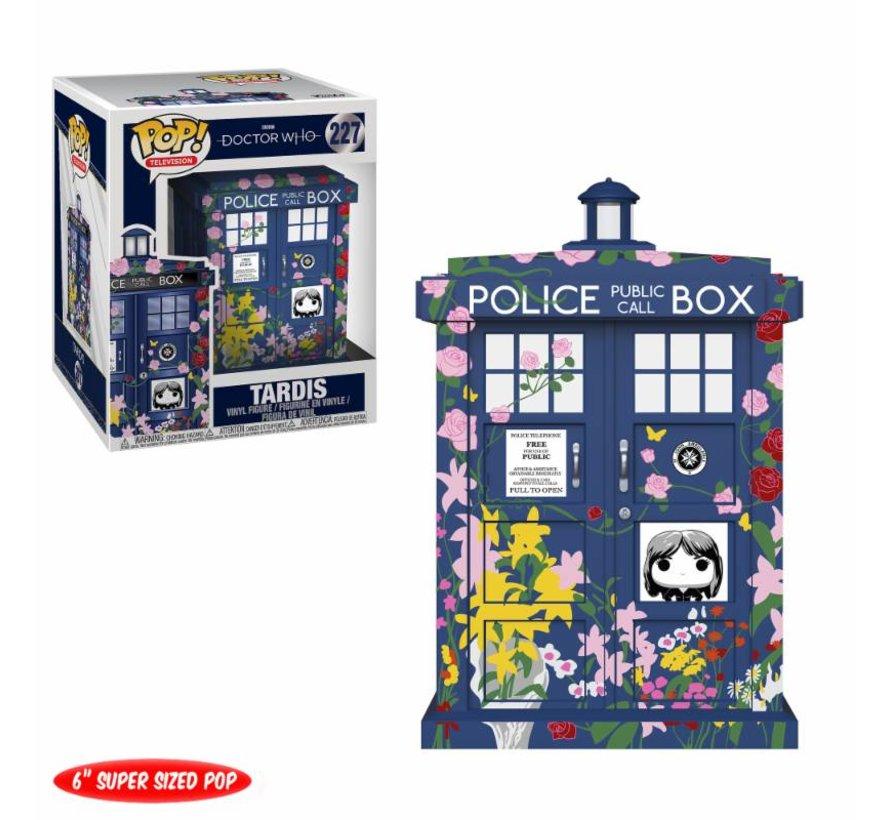 "TARDIS - Clara Memorial 6"" #227  - Doctor Who -  - Funko POP! - Box Damage"
