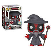 Funko Wizard Deadpool Barnes & Noble Exclusive #324 - Funko POP!