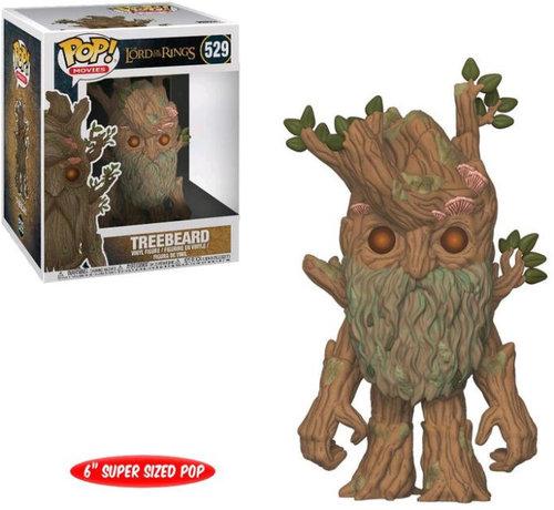"""Funko Treebeard 6"""" #529  - Lord Of The Rings -  - Funko POP!"""