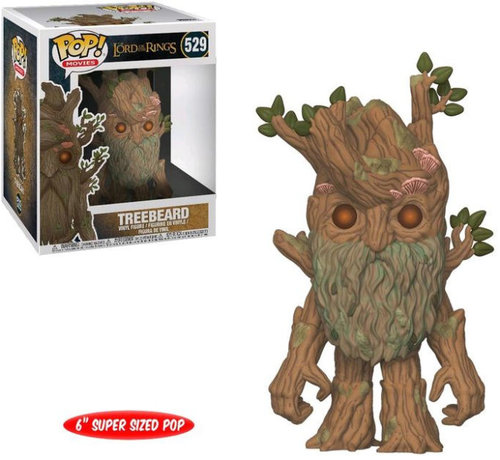 "Funko Treebeard 6"" - Box Damage #529  - Lord Of The Rings -  - Funko POP!"